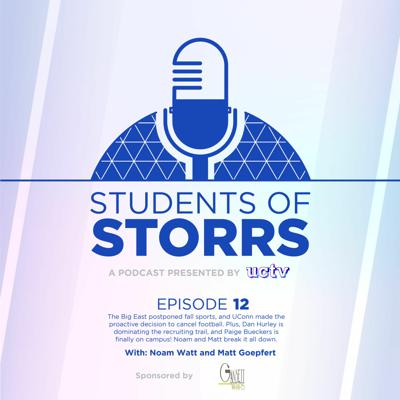 Cover art for Episode 12 - UConn Fall Sports are Cancelled