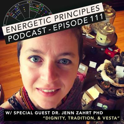 Cover art for EP Podcast #111 w/ special guest Dr. Jenn Zahrt PhD - Dignity, Tradition, & Vesta