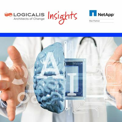 Cover art for Episode 2 - AI In Healthcare During COVID 19 - Logicalis Insights
