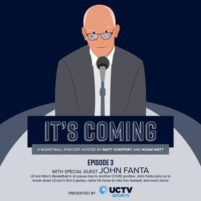 Cover art for It's Coming Episode 3