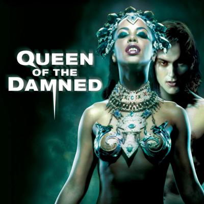 Cover art for Not Enough Queen (Queen of the Damned)