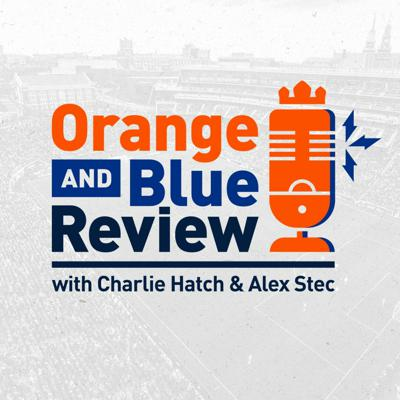 Cover art for The Orange and Blue Review Episode 16