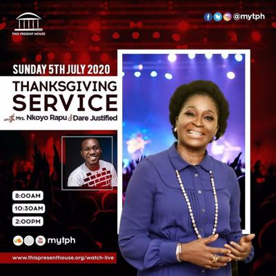Cover art for Thanksgiving Service