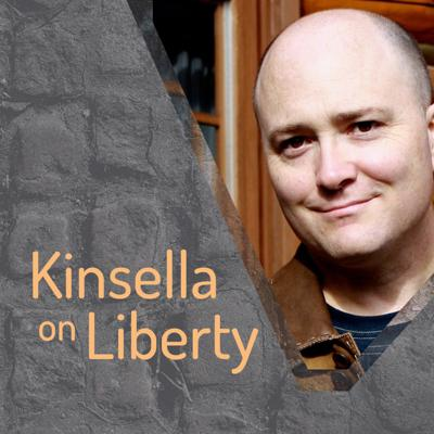 Cover art for Kinsella On Liberty - CouchStreams Ep 58 on Break the Cycle with Joshua Smith