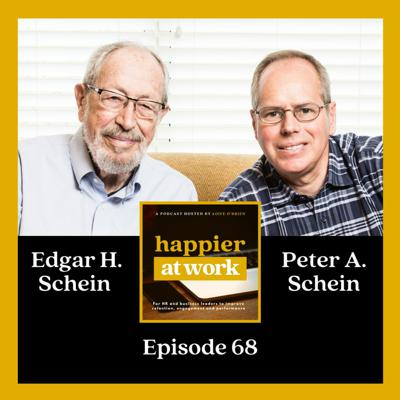 Cover art for 68: Embracing the gentle art of Humble Inquiry with Edgar and Peter Schein