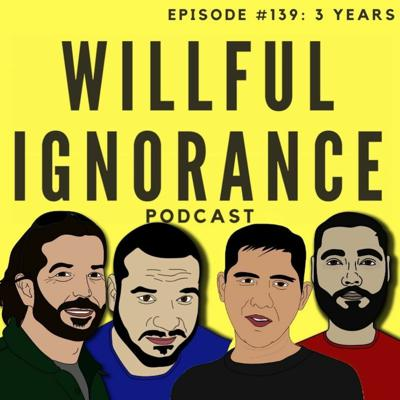 Cover art for Episode #139: 3 Years