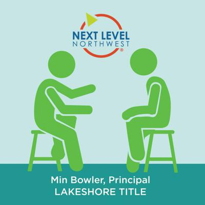 Cover art for EP 42: Business Coaching Pays Off - Min Bowler, principal at Lakeshore Title