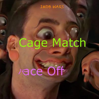 Cover art for Cage Match Face Off Episode 33