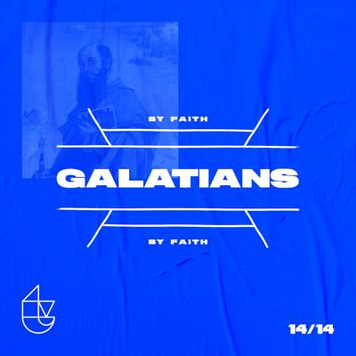 Cover art for Galatians 14