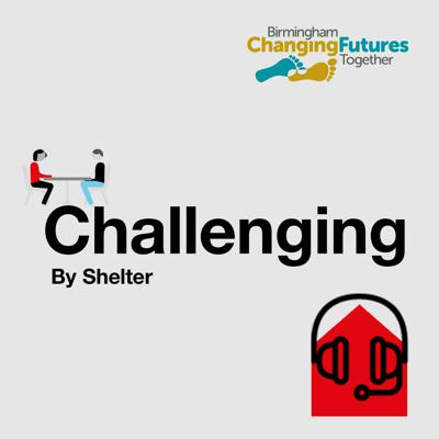 Cover art for Challenging: Some celebrity friends have a favour to ask...