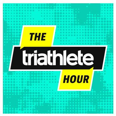Cover art for The Triathlete Hour - ep. 8: Jesse Thomas Officially Retires