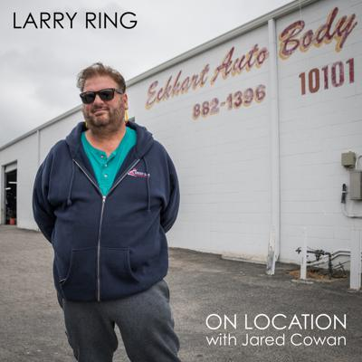 Cover art for Ep. 17: Larry Ring at Eckhart Auto Body from