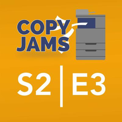 Cover art for Copy Jams S2E3 Recap |  And So It Begins