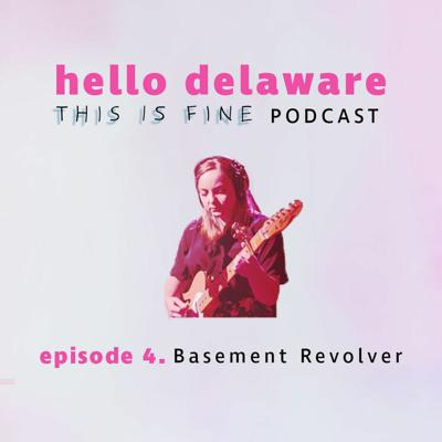 Cover art for This is Fine Basement Revolver are here! (episode 4)