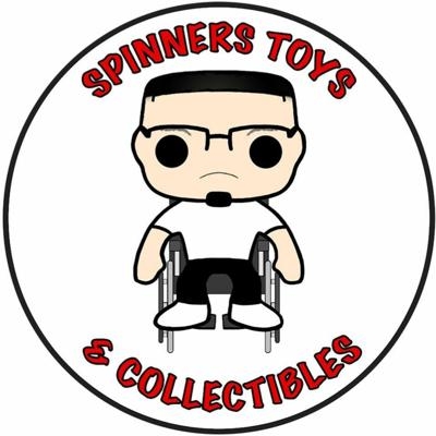 Cover art for Interview with Christian of Spinners Toys & Collectibles