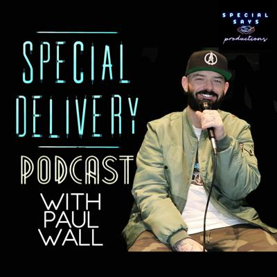 Cover art for Swangin In The Rain with Paul Wall | Special Delivery