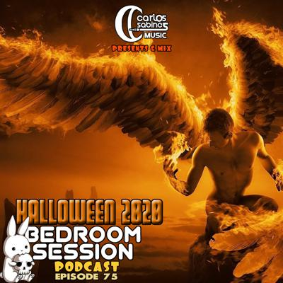 Cover art for Bedroom Session Ep 75. Halloween 2020