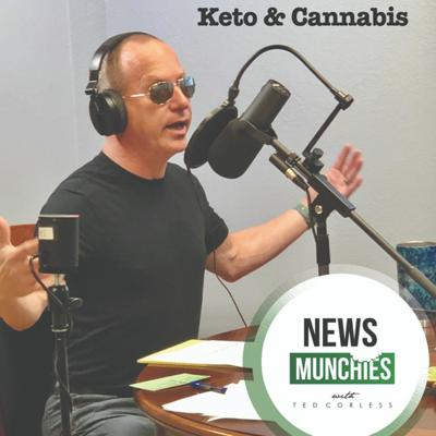 Cover art for Game of Ketones: Thinner Is Coming With Cannabis and the Keto Diet