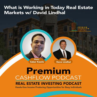 Cover art for SK125 - What is Working in Today Real Estate Markets w/ David Lindhal