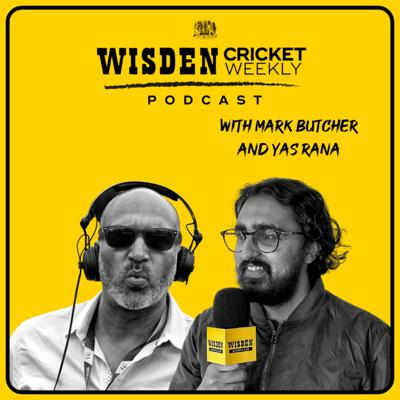 Cover art for Reaction to England's cancelled tour of Pakistan, Kohli resigns and Charlie Dean