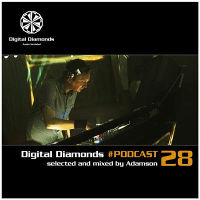 Cover art for Digital Diamonds #PODCAST 28 by Adamson