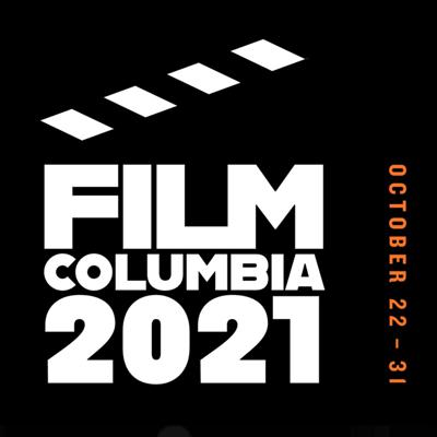 Cover art for Film Columbia 2021 with Lisa Thomas's short 'Candy Store