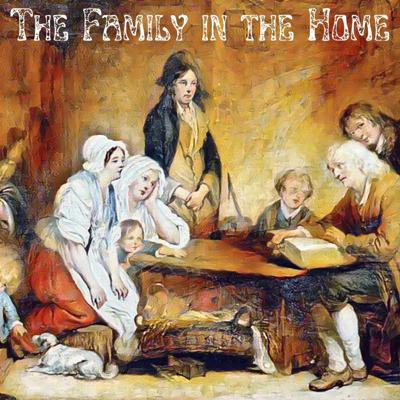 Cover art for The Family in the Home