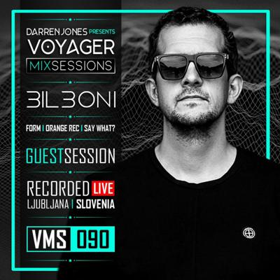 Voyager Mix Sessions