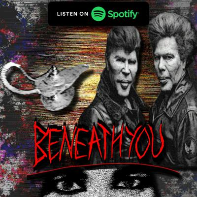 Cover art for Beneath You #8