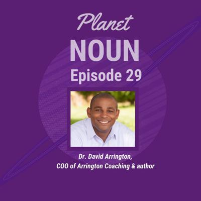 EPISODE 29—When disappointment steers you to bet on yourself with David Arrington