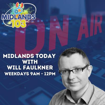 Cover art for Midlands Today with Will Faulkner - Friday 22nd October