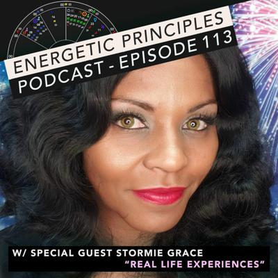 Cover art for EP Podcast #113 w/ special guest Stormie Grace - Real Life Experiences