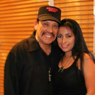 Cover art for Lisa Martinez niece of actor Danny  Trejo shares her Life After Death experience