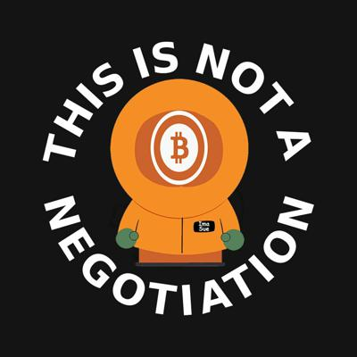 Cover art for Bitcoin And . . . No Negotiation Ep490