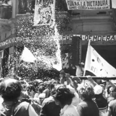 Cover art for Historias 136 - State of the Field - Argentina from Dictatorship to Democracy