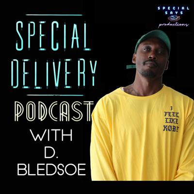 Cover art for Project Enrichment with D.Bledsoe   Special Delivery
