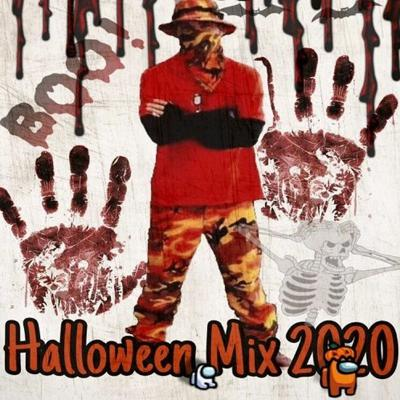 Cover art for Halloween Mix 2020
