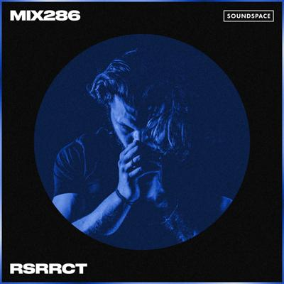 Cover art for MIX286: RSRRCT