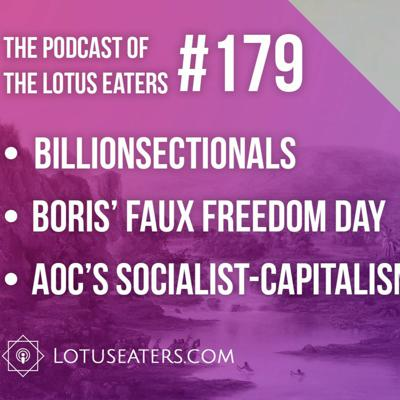 Cover art for The Podcast of the Lotus Eaters #179