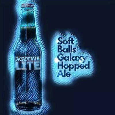 Cover art for S2 Ep4 Soft Balls Galaxy Hopped Ale