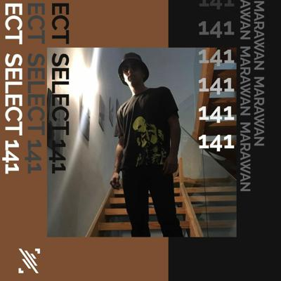 Cover art for Select 141 : Mixed by Marawan