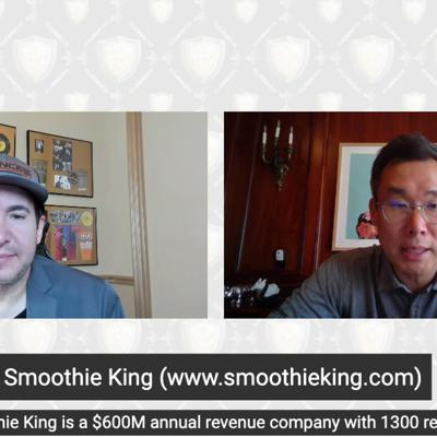 Cover art for Wan Kim, CEO Smoothie King, $600M annual revenue