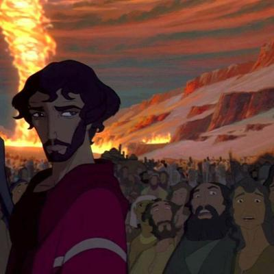 """Cover art for Does """"The Prince of Egypt"""" Stand the Test of Time?"""