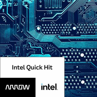 Cover art for Introducing the 3rd Gen Intel® Xeon® Scalable Processors - Quick Hits Podcast