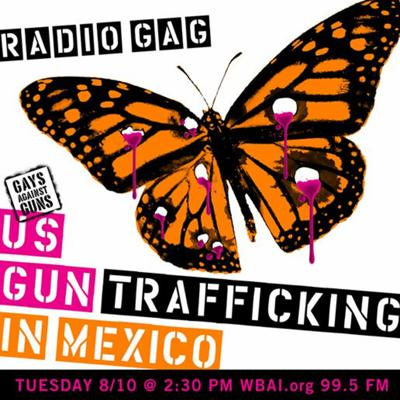 Cover art for US Gun Trafficking In Mexico