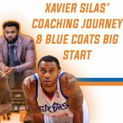 Cover art for Xavier Silas' Coaching Journey | The Atlantic Files Ep175