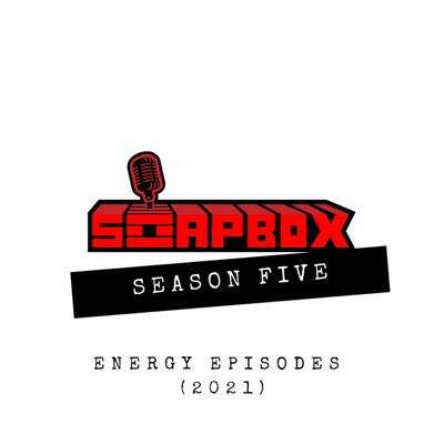 Cover art for SOAPBOX S5.E9_What's Up
