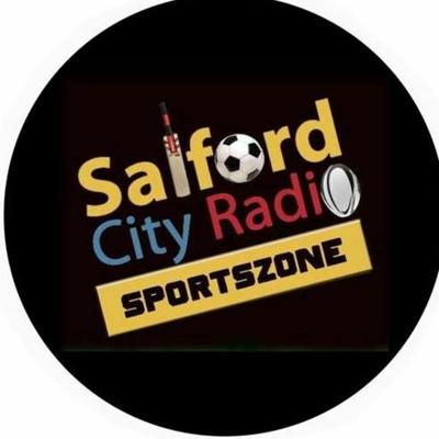 Cover art for Sportszone Salford City Radio 22nd June