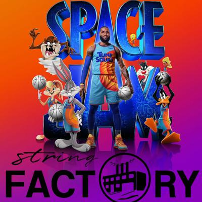 Cover art for Goin Off 279: Space Jam 2 / String Factory