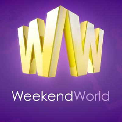 Cover art for Weekend World Podcast 24-10-2021 current-affairs show from a faith and non-faith perspective
